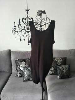 📣 PRE-CNY 📣3 FOR $20 MAILED! NEW! Black T Back Dress