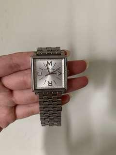 Marc by Marc Jacobs Stainless Square