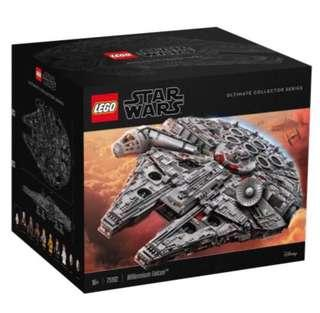 LEGO 75192 milinemum falcon mf ucs Star Wars