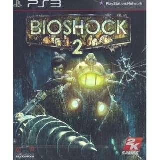 PS3 Bioshock 2 [English]