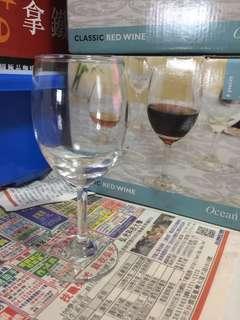 🚚 Ocean 紅酒杯 230ml 6入組