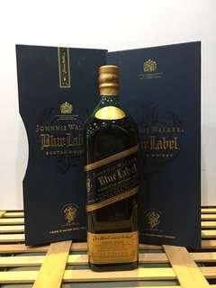 Johnnie Walker Blue Label 43% 1L