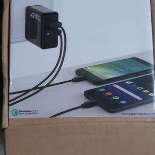 Charger quick charge 3.0 merk sniper