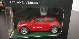 Starbucka miniature