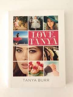 Love Tanya by Tanya Burr (paperback) - Free Postage!