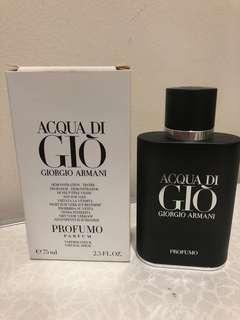 Giorgio Armani Acqua Di Gio Pafumo 75ml