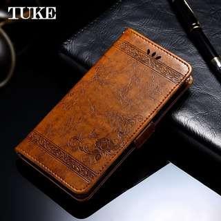 Samsung S8 Plus Leather Case