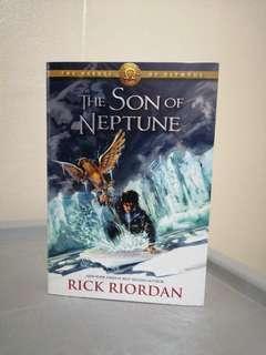 Son of Neptune by Rick Riordan