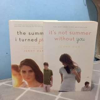 The Summer I Turned Pretty (Book 1 & 2) by Jenny Han