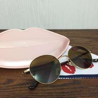NEW✨Zoff Sunglasses 日本復古風太陽眼鏡