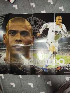 Ronaldo poster