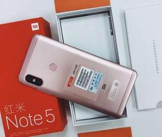 Xiaomi Redmi Note 5 ~CNY