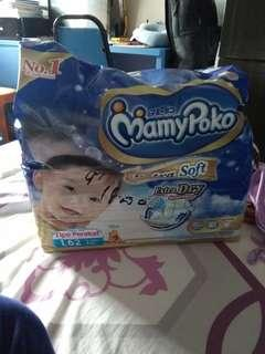 Mamypoko Diapers Size L