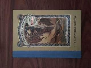 A Series of Unfortunate Events Book 9