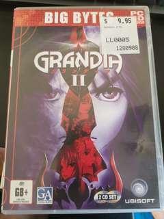 [清屋平讓]經典電腦遊戲 Grandia ii