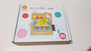[BN] Mini patternation puzzle by tiger tribes