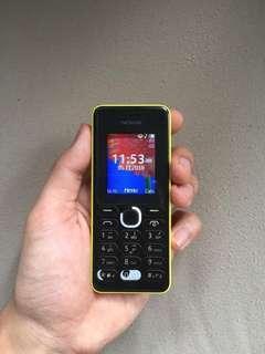 Nokia 108 Dual Sim Second