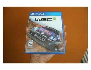 """Kaset PS 4 """"WRC 5"""""""