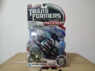 全新 Transformers Movie3 DOTM DeluxeClass Armor Topspin