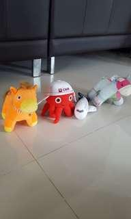 Soft toys rm10 for all