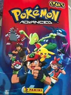 Pokémon staks book and staks
