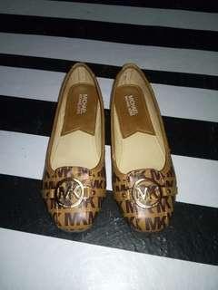 michael kors flat Shoes saiz 40