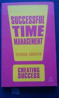 SUCCESSFUL TIME MANAGEMENT KoganPage