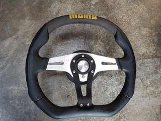 Momo Car Steering