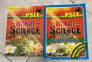 [Assessment Books] Bundle: PSLE Ultimate Science Guide