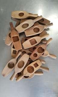 Moon Cake Maker Wooden (Mo)