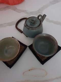 Chinese Tea Set #blessings free