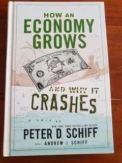 🚚 How an Economy Gtows and Why it Crashes by Peter D.Schiff
