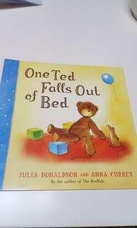 [BN] One Ted falls out of bed