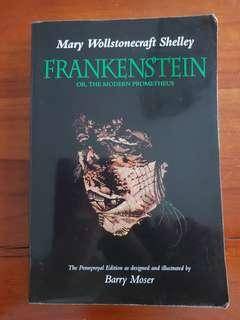 🚚 Frankenstein or, the Modern Prometheus by Mary Wollstonecraft Shelley