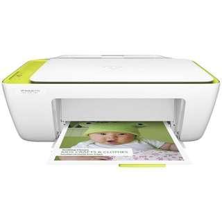 🚚 HP Deskjet 2130全新多功能事務印表機