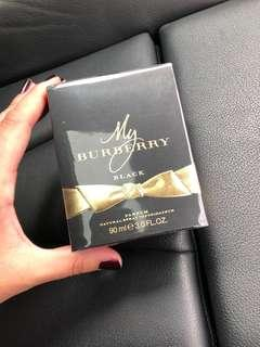 My Burberry Black perfume 90ml New