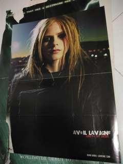 Avril Lavinge Posters