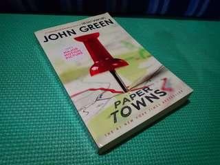 Paper Towns (Price is Negotiable)