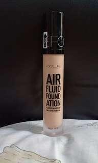 FOCALLURE - AIR FLUID FOUNDATION - 02 NATURAL
