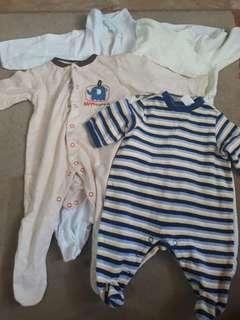 Bundle!!! Baby bodysuits