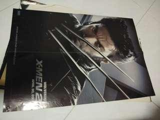 XMen 2 poster