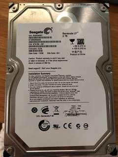 Seagate Hard Disk 2TB ST32000542AS