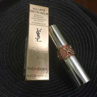 YSL Volupté Tint-In-Balm in Dream Me Nude (1)