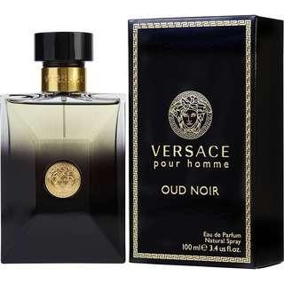 100% Authentic Versace Perfume Oud Noir 100ml EDP