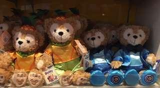 九折 代購 香港迪士尼 Hong Kong Disney Duffy shelliemay Toni 毛公仔