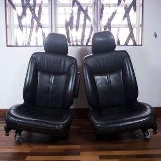 Honda City Leather Seats