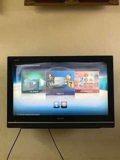 Sharp LCD Tv 32 inch