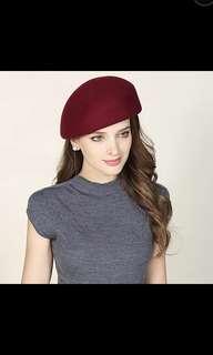 Lady winter hat
