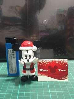 玩具狂熱聖誕版米奇老鼠公仔(包郵)