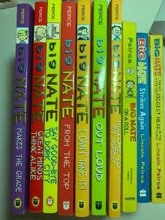 🚚 Big Nate books